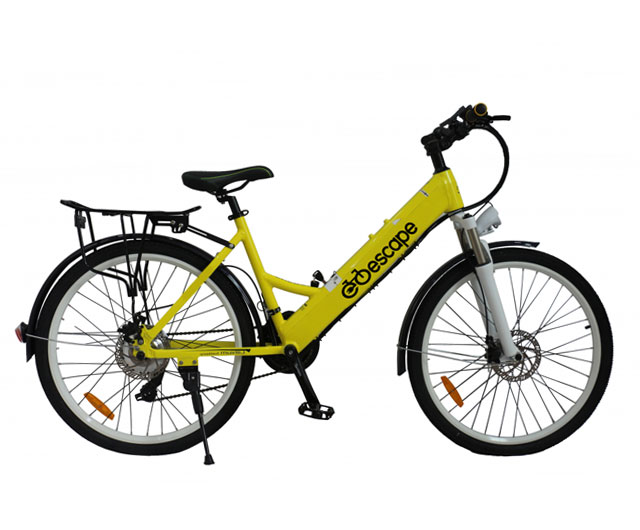 Electric Bike Hire Paeroa